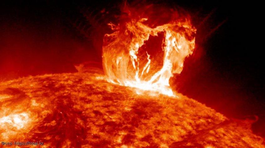 Ученые Высотной обсерватории в Боулдере предсказали гигантское солнечное цунами