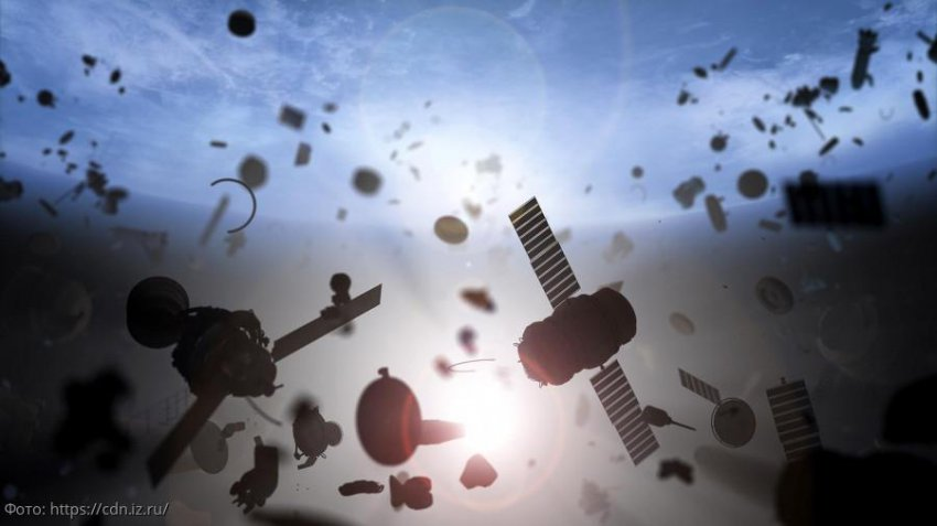 Ученые РАН назвали катастрофическим количество космического мусора, падающего на Землю