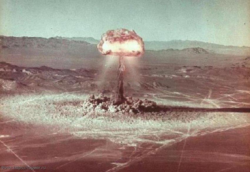 Ядерные полигоны СССР и США: последствия гонки вооружений