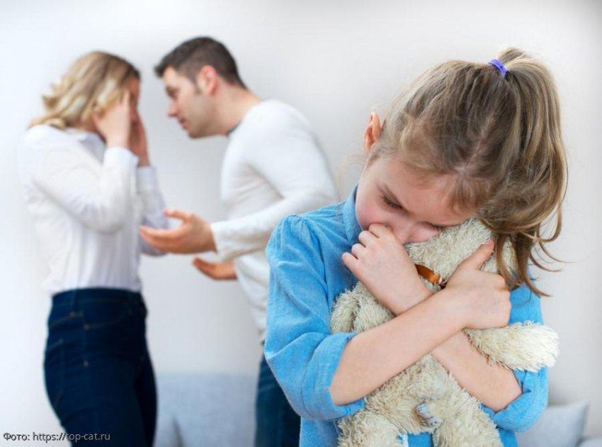 Ребенок после развода родителей: как помочь ему пережить этот сложный период