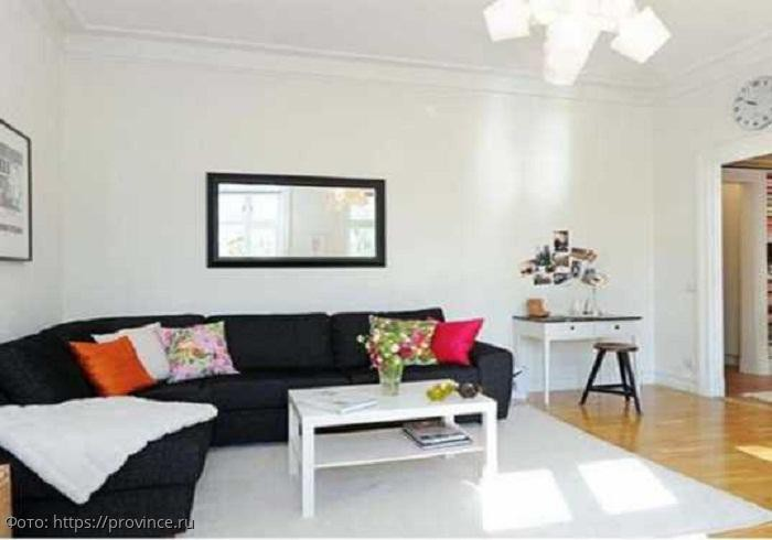 Идеальный диван для маленькой квартиры