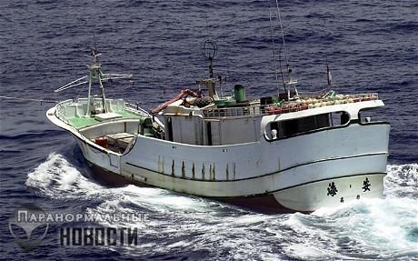 Современные корабли-призраки | Тайны истории | Паранормальные новости