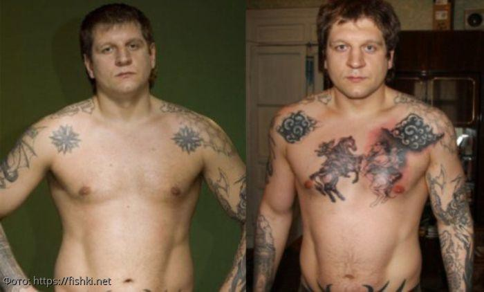 Александр Емельяненко на зоне оттачивал свои навыки на других осуждённых