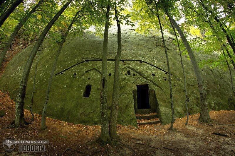 Пещерные храмы древних гигантов Румынии | Загадочные сооружения | Паранормальные новости