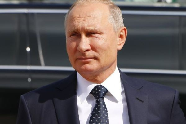 Отмечено новое падение рейтинга Путина
