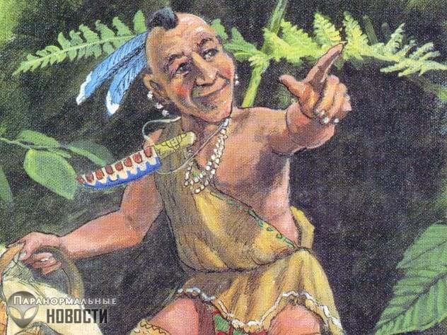 10 маленьких человечков, о которых слагают легенды и сочиняют сказки | Загадочные существа | Паранормальные новости