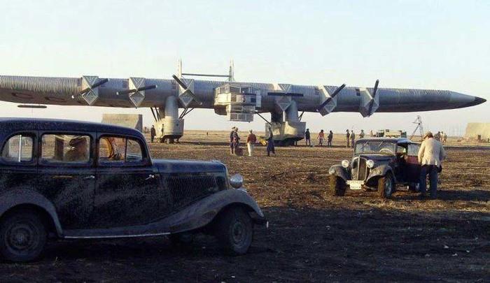 Крушение самолёта-крепости, которым СССР намеревался впечатлить Запад