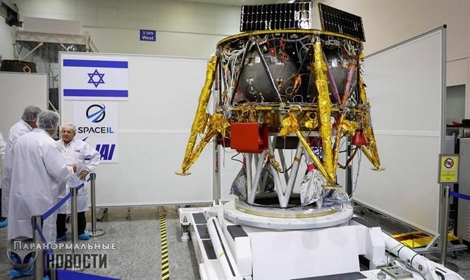 Смогут ли израильские тихоходки выжить на Луне? | Тайны космоса | Паранормальные новости