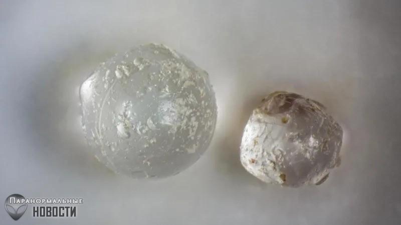 Загадка метеоритного «жемчуга» | Загадки планеты Земля | Паранормальные новости