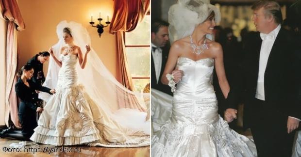 Пять самых дорогих свадебных платьев знаменитостей в истории