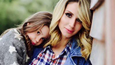 Дочь Светланы Лободы стала блондинкой