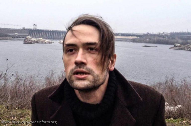 Сбежавший на Украину актёр Пашинин работает дворником и даёт интервью за еду