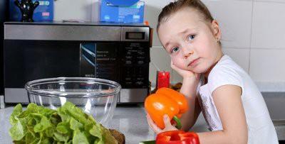 Ученые: Веганство доводит детей до проблем с психикой