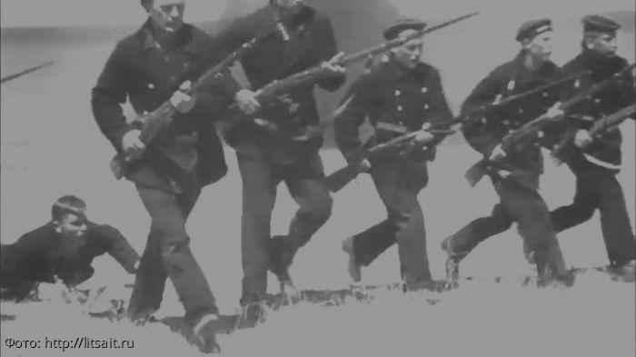 Смертники идут: немецкие танки покидали поле боя при виде советской морской пехоты