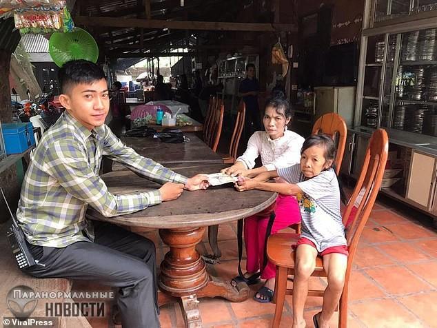 Этой жительнице Камбоджи на самом деле всего 10 лет, но все зовут ее бабулей | Болезни и мутации | Паранормальные новости