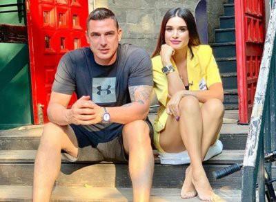 Фанаты предполагают, что Ксения Бородина и Курбан Омаров расстались