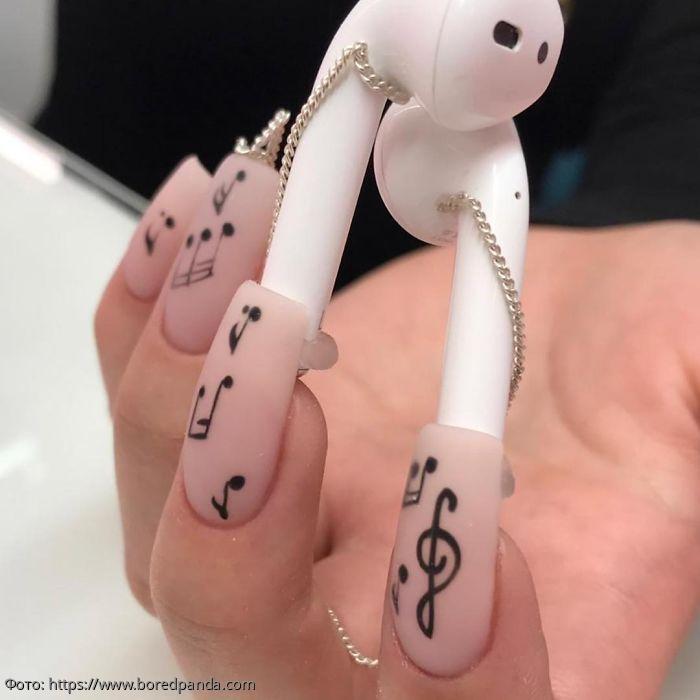 10 фото с крутым ногтевым дизайном, который вы себе не захотите