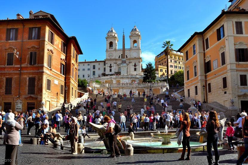 Штрафы и запреты: правила поведения туристов, оказавшихся в Италии