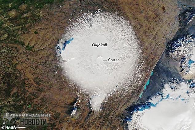 В Исландии за 30 лет полностью растаял огромный ледник | Загадки планеты Земля | Паранормальные новости