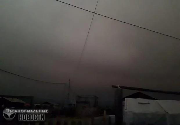 Странная аномалия: В Якутии снова кто-то «украл» Солнце, как и год назад | Загадки планеты Земля | Паранормальные новости