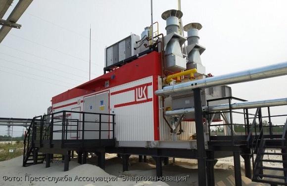 На Повховском месторождении приступили к тестированию винтовой компрессорной установки, изготовленной представителем «ЭнергоИнновации»