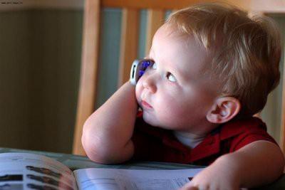 Ученые: современные дети начинают говорить позже