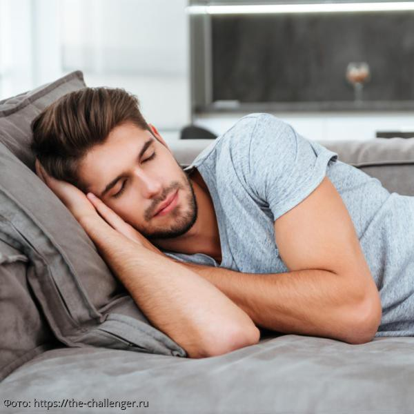 Циклы работы сна и пробуждения