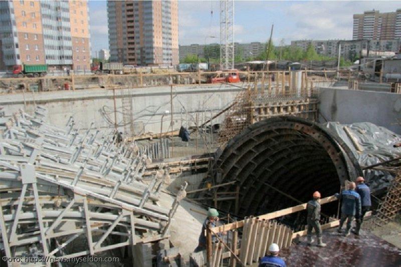 Необычные предметы, найденные под землей во время строительства метро в Москве