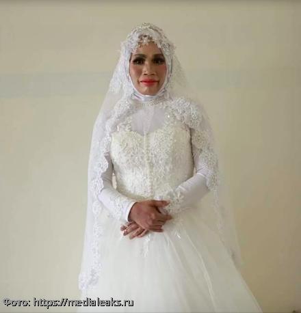 Парень отменил свадьбу, когда увидел реальное лицо своей будущей супруги