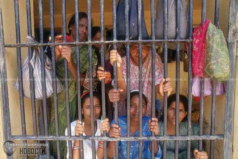 В индийской тюрьме поселился плачущий призрак | Привидения | Паранормальные новости