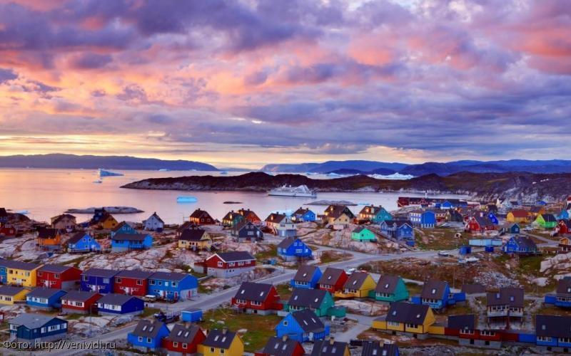 Трамп хочет купить Гренландию