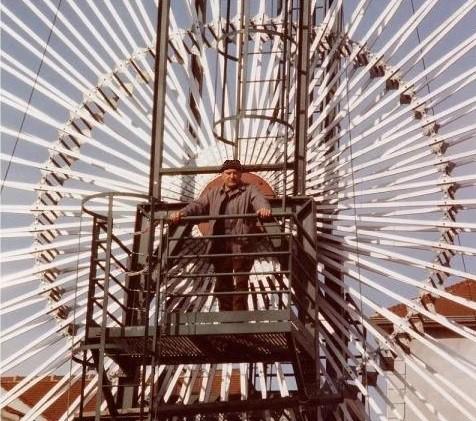 Гравитационное колесо Альдо Косты - принцип работы