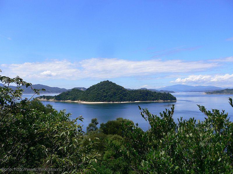 Окуносима - остров кроликов
