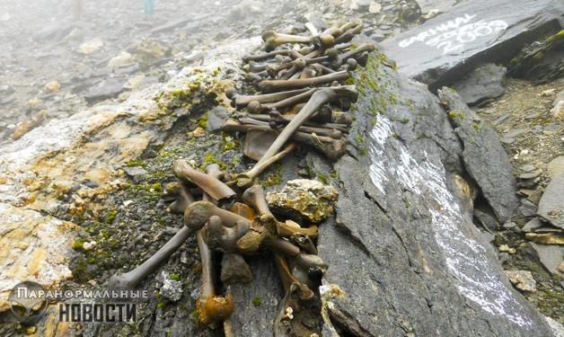 Странное Озеро Скелетов в Индии загадало ученым еще одну загадку | Тайны истории | Паранормальные новости