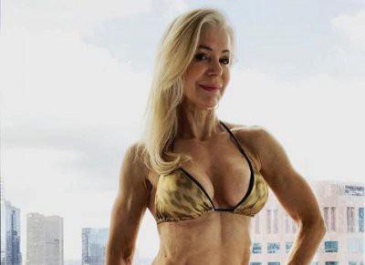 63-летняя австралийка раскрыла свой секрет молодости