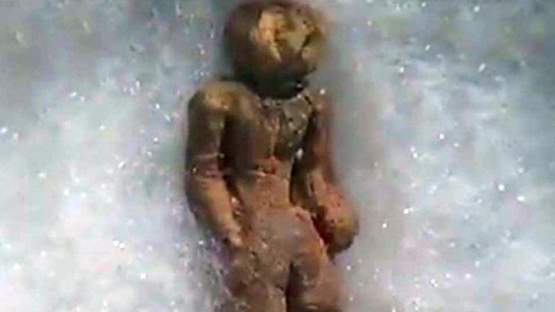 Обнаружена глиняная кукла возрастом два миллиона лет