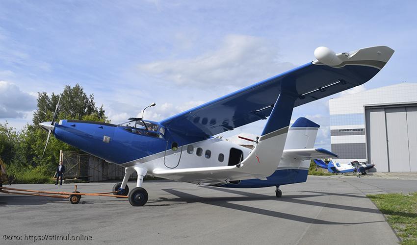 В России будет создан новый легкомоторный самолет для региональной авиации