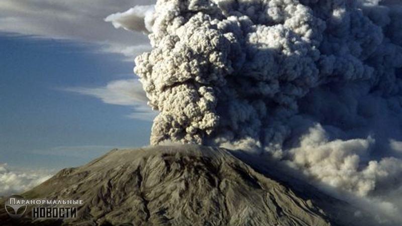 История о бигфутах, погибших в 1980 году от извержения вулкана | Снежный человек | Паранормальные новости