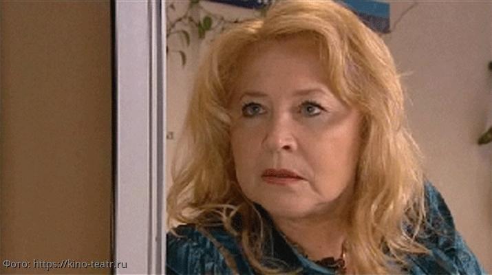 Умерла актриса Людмила Мальцева