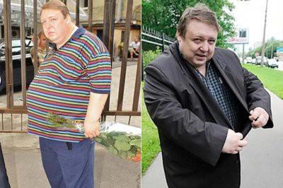 Актер Александр Семечев рассказал, как ему удалось сбросить 100 кг