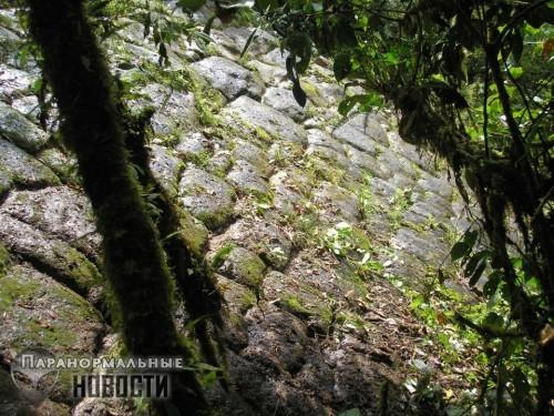 Загадка «Города Гигантов» в Эквадоре | Загадочные сооружения | Паранормальные новости