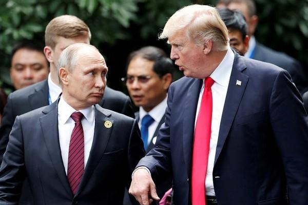 Трамп назвал Путина гордым человеком