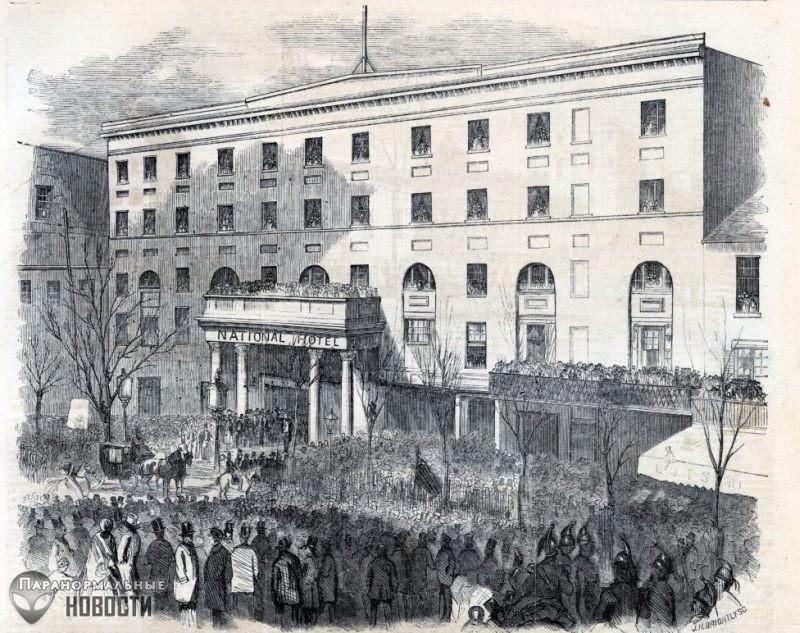 Таинственная болезнь, разом погубившая множество американских политиков в 1857 году | Тайны истории | Паранормальные новости