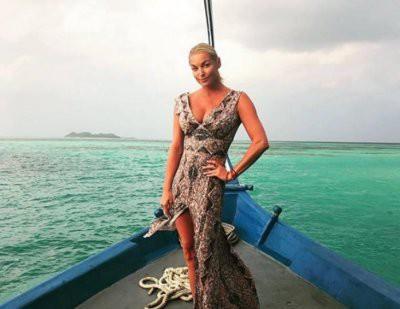 Анастасия Волочкова раскрыла секрет похудения