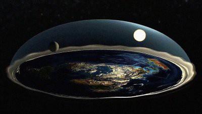 Теорию плоской Земли активно поддерживает 150 тысяч россиян