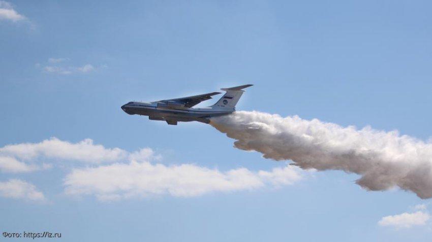 Сибирские пожары будут тушить при помощи искусственного дождя