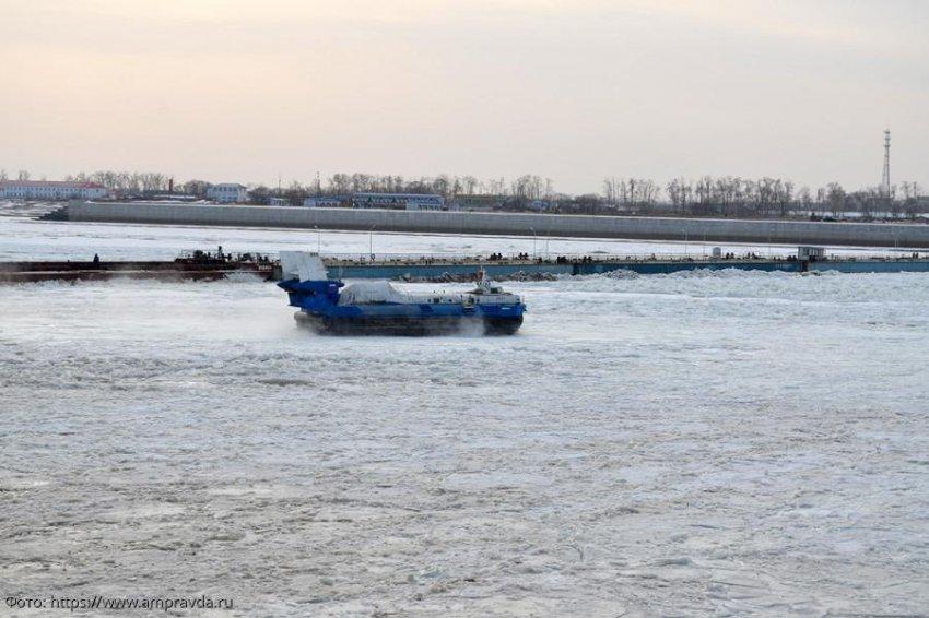 Россию и Китай свяжет канатная дорога