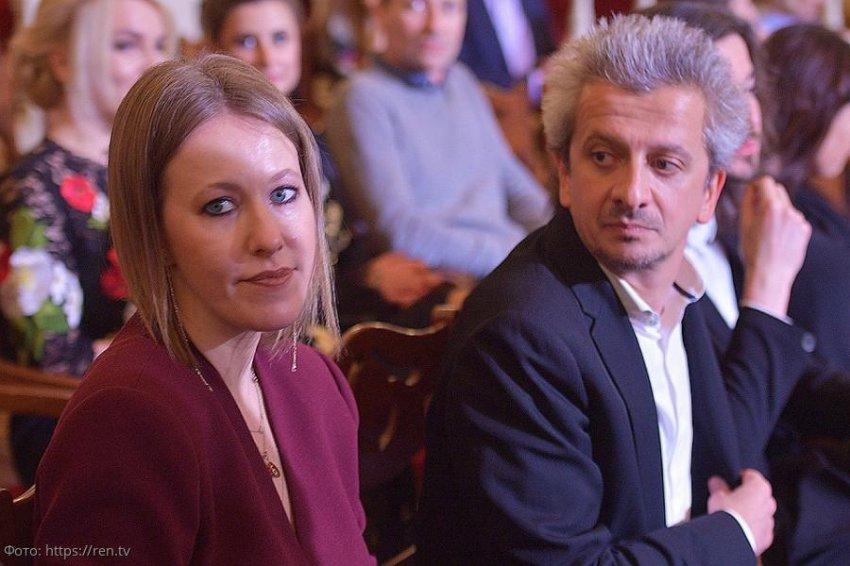 Лена Миро: Собчак пустила слух о скорой свадьбе, чтобы закрыть Богомолову путь к отступлению