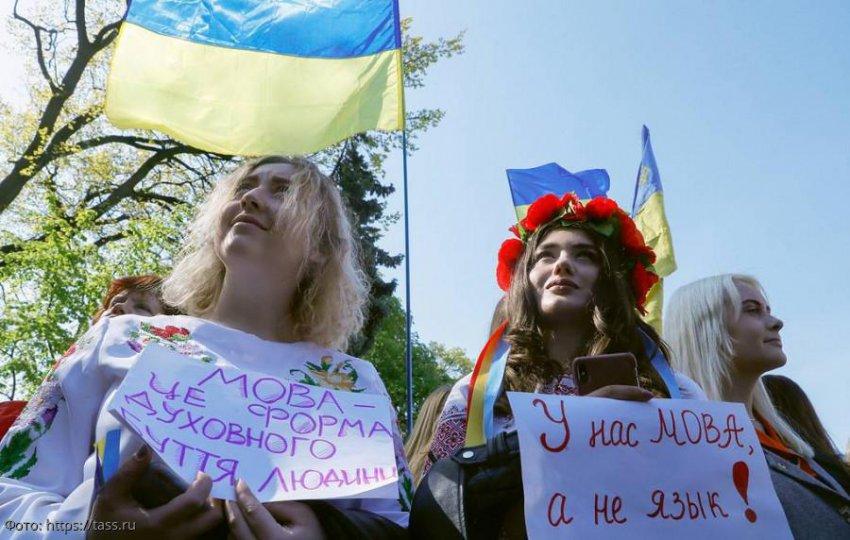 В Украине разрешат разговаривать по-русски на законодательном уровне