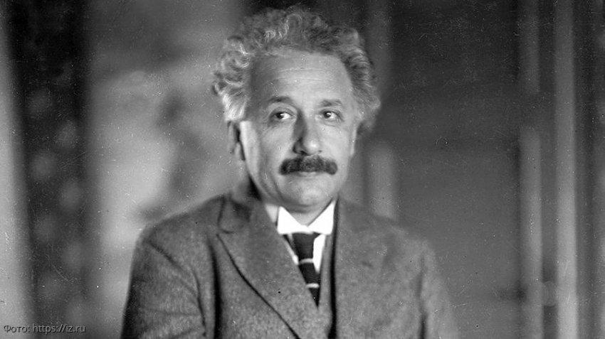Раскрыты подробности устройства мозга Эйнштейна